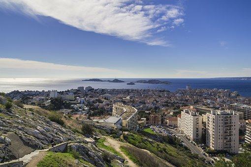 Marseille, City, Mediterranean, Europe, France, Tourism
