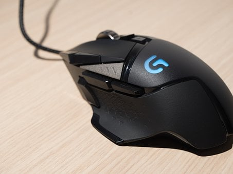 Mouse, Equipment Technology, Logitech, Web Design