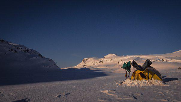 Travel, Nature, Landscape, Holiday, Snow, Ski, Norway