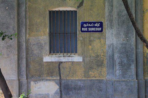 Street Signs, Old House, Architecture, French