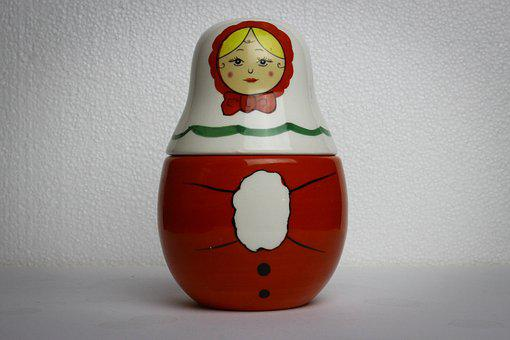 Matryoshka Doll, Matryoshka, Culture, Symbol, Woman