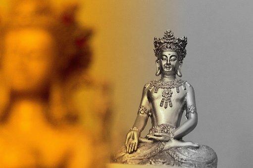 Buddhism, Budah, Temple, Sculpture, Statue, Prayer