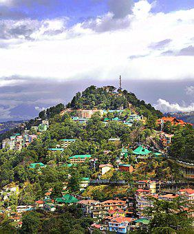 Shimla, Hills, Asia, Travel, Himachal, Nature, Tourism