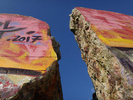 Art, Wall, Stone Wall, Mural, Grafitti, Creativity