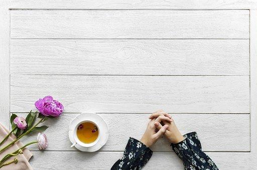 Afternoon Tea, Break, Clean, Decoration, Design Space