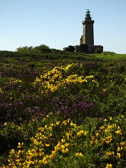 Lighthouse, Brittany, Brittany Coast, Side, Finistère