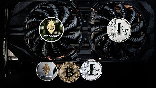 Cryptocurrency, Currency, Bitcoin, Crypto, Mining