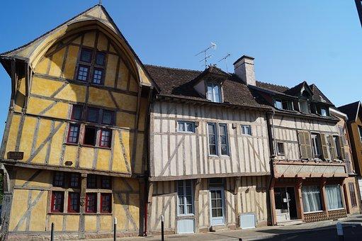Fachwerkhaus, France