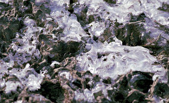 Ice Crystals, Frost, Ice, Permafrost, Frozen, Cold
