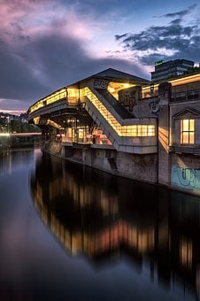 Germany, Berlin, Places Of Interest, Architecture
