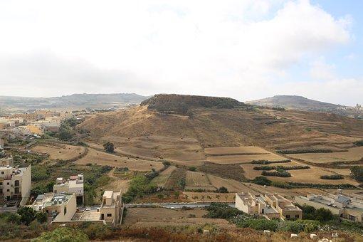 Victoria, Gozo, Citadel, Malta, Europe