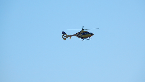 Helicopter, Sky, Fly