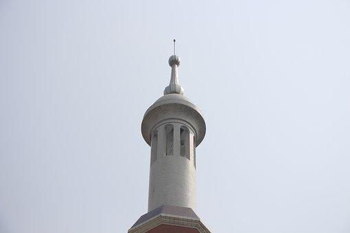 Miner, Mosque, Islamic