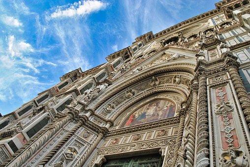 Duomo, Florence, Tourism, Tuscany, Italy, Monument