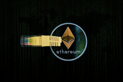 Cryptocurrency, Money, Ethereum, Digital, Cash, Payment