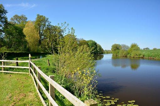 Blackwater, Ireland, Landscape, Green, Nature, Outdoor