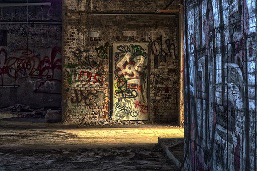 Lost Places, Factory, Old Factory, Pforphoto, Abandoned