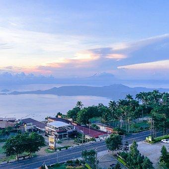Taal Volcano, Philippines, Luzon