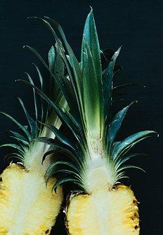 Pineapple, Fruit, Dessert, Healthy Food, Healthy Eats