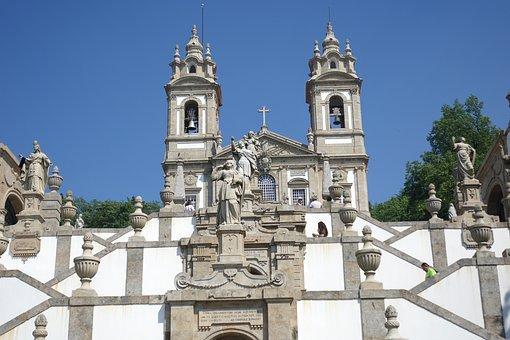 Braga, Portugal, 2018, Historic