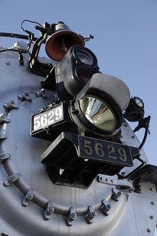 Railroad, Train, St, Vehicle, Vintage, Railway