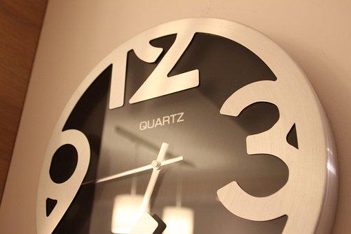 Time, Clock, Room, Wall Clock, Clock Tips, Wall