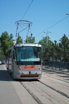 Tram, Ukraine, Odessa, Travel, Vehicle