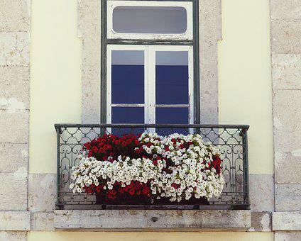 Window, Balcony, Home, Facade, Architecture, Building