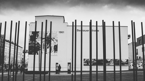 Berlin, Commemorate, Berlin Wall, History