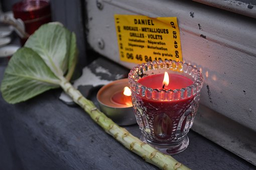 Candle, Commemoration