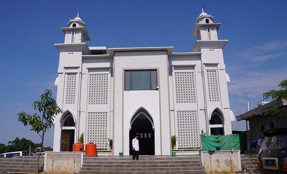 Mosque, Masjid, Sky, Religion, Islamic, Muslim, Islam
