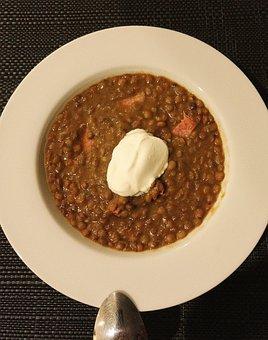 Lentils, Food, Lunch, Vegetable, Cooking, Dish, Cuisine