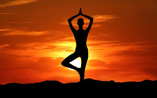Yoga, Pose, Exercise, Woman, Female, Fitness, Lifestyle
