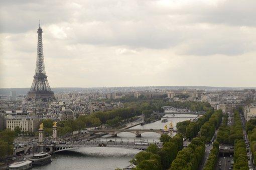 Paris, France, Travel, Tourism, Architecture, Landmark