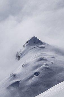 Mountain, Snow, Switzerland, Winter, Alpine, Wintry