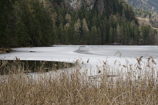 Natural Lake, To Freeze
