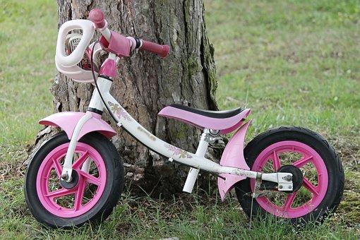 Impeller, Toys, Pink, Children Toys, Bike, Child's Bike