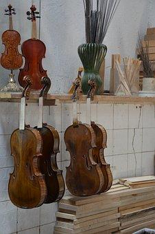 Violin, Violin Making