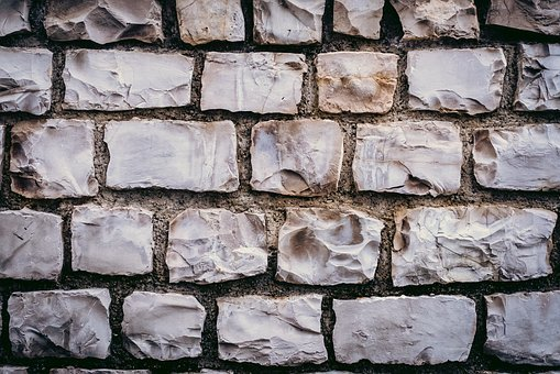 Wall, Stone, Grey, Brown, Beige, Pattern, Structure