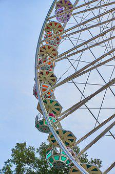 Folk Festival, Ferris Wheel, Year Market, Fair