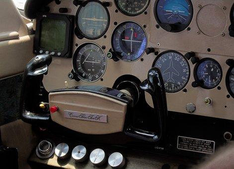 Aircraft, Pilot, Fly
