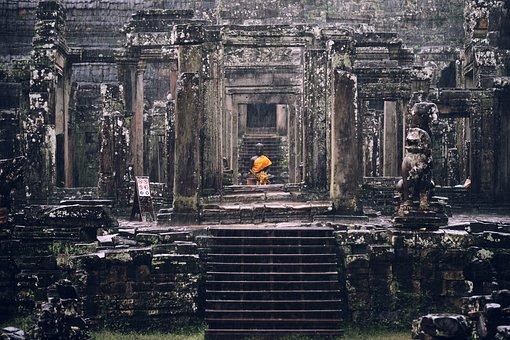Thailand, Budda, Buddhism, Religion, Statue, Buddha