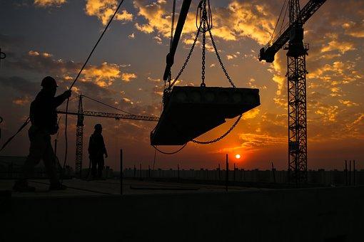Construction, Building, Architecture, Work, Site