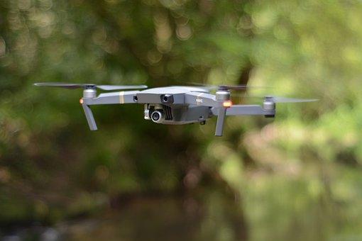 Drone, Camera