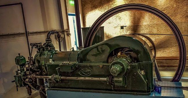 Machine, Old, Retro, Vintage, Antique, Equipment