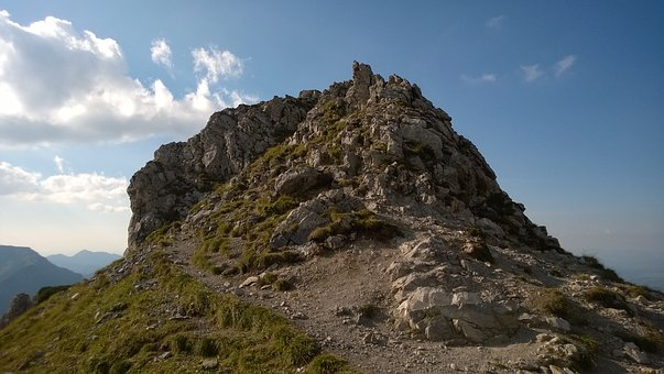 Mountains, Trail, Hiking Trail, Hiking, Hiking Trails