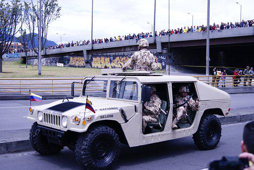 Hummer, Soldiers, Military, Army