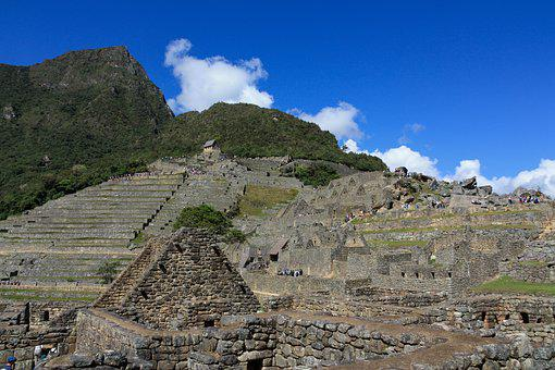 Machu Picchu, Peru, Inca, Architecture, World Heritage