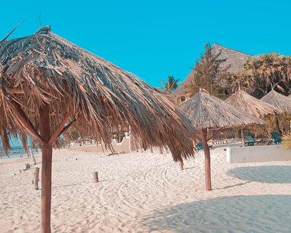 Beach, Island, Sea, Sand, Travel, Tropical, Summer