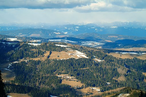 Mountain, Landscape, Mountains, Nature, Travel
